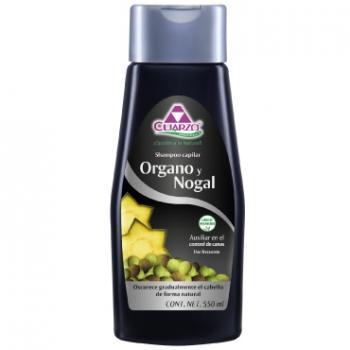 Shampoo De Organo y Nogal