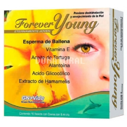 Forever Young, Cream with Vitamin E, ampoules