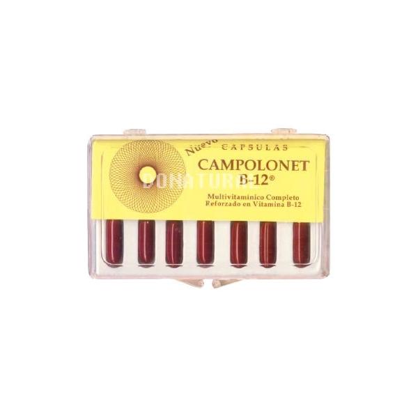 Estuche Campolonet B12 c/10 ampolletas