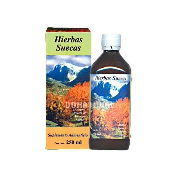 Hierbas Suecas