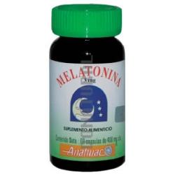Melatonina 3 mg cápsulas