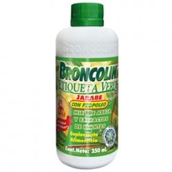 Jarabe Broncolin Con Propóleo 250 ml.
