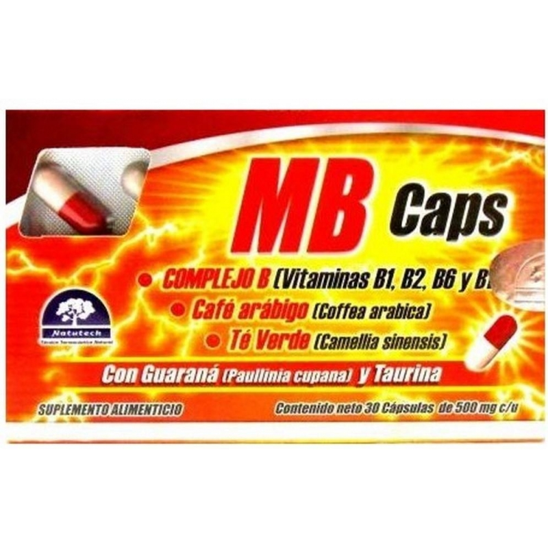 Mega B-Complex Energy
