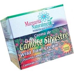Crema De Camote Silvestre