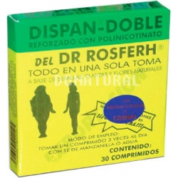 Dispan Doble Con Chromium Polonicotinato