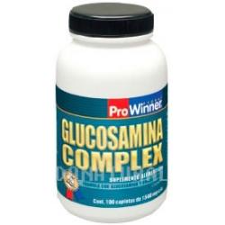 CAPLETAS GLUCOSAMINA COMPLEX C/100
