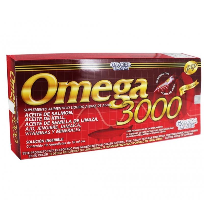 OMEGA 3000