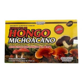 Ampolletas Ingeribles Hongo Michoacano