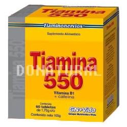 TIAMINA 5000 / Tabletas C-100