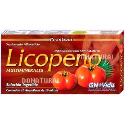 Licopeno / Ampolletas Ingeribles c-10