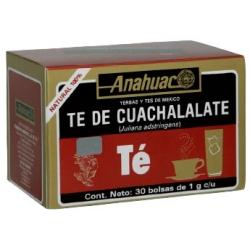 Té De Cuachalate
