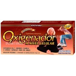 Oxigenador a Nivel Celular Ampolletas Ingeribles