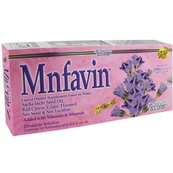 Menoflavin Ampolletas Ingeribles