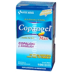 Copangel Max 100 Cápsulas
