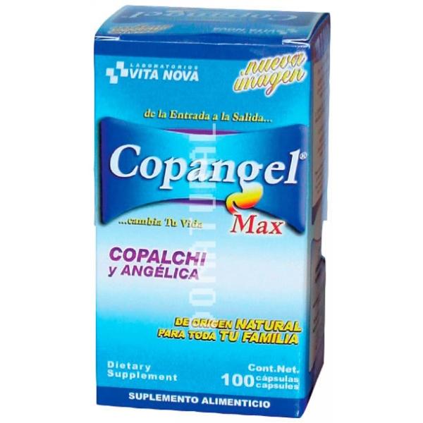 Copangel Max 100 C�psulas