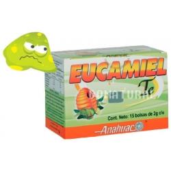 Eucamiel Té con 15 bolsas