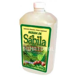 Bebida De Sábila con Cuachalalate, Nopal y Vitamina C 1 Lt